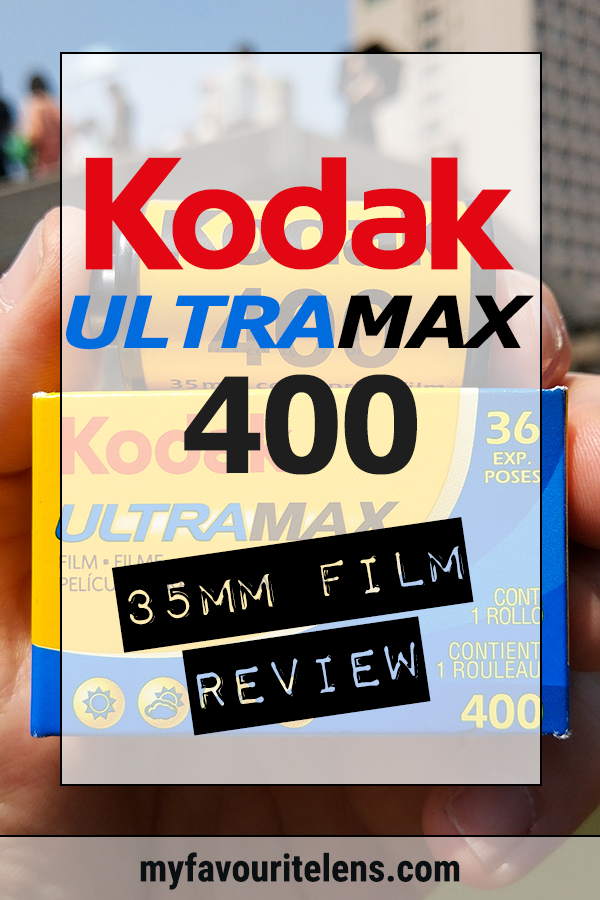 Ultramax 400 is one of Kodak's consumer grade colour films. Want to know how it compares with the others? Come find out in this review.