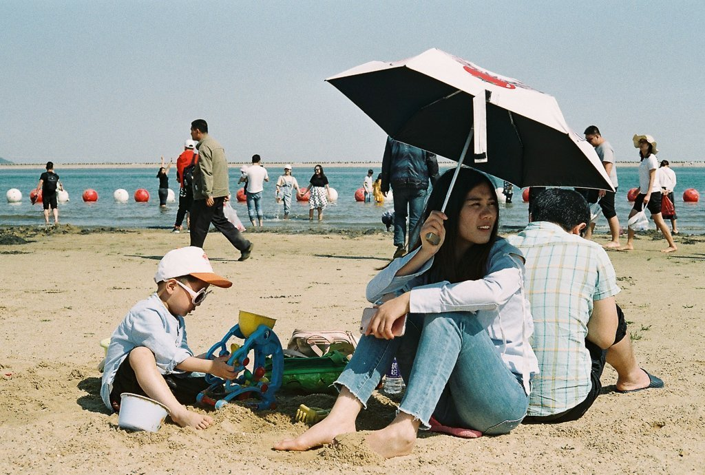 shanghai's best beach