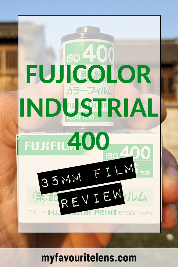 Fujicolor Industrial 400 joins the list of discontinued stocks. But was it any good? And what alternatives do you have now? Come find out in this review.