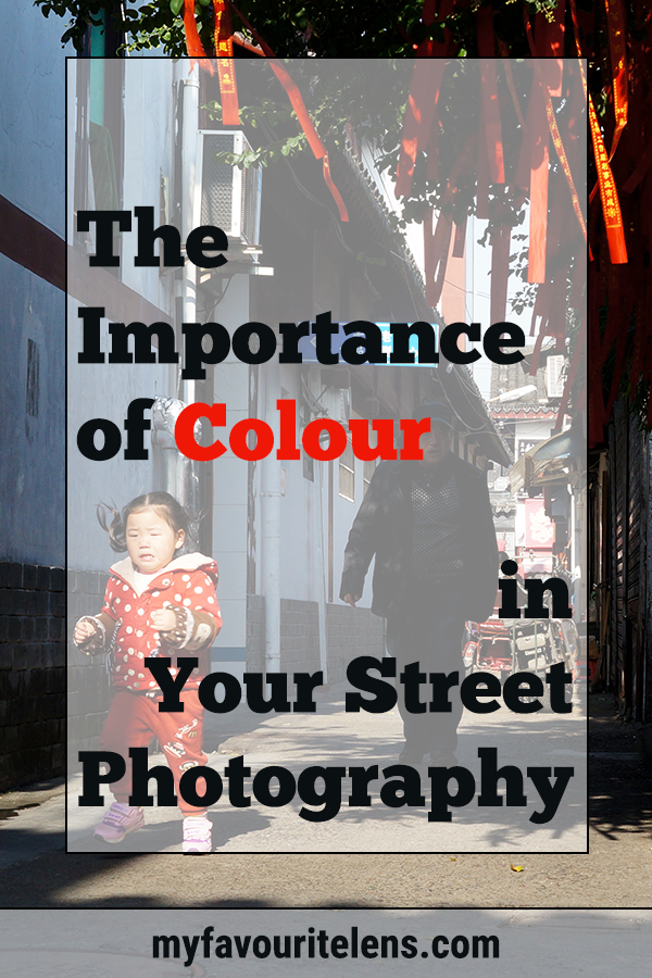 Think street photography needs to be in monochrome? Come read about the importance of colour in your work and see if you change your mind.