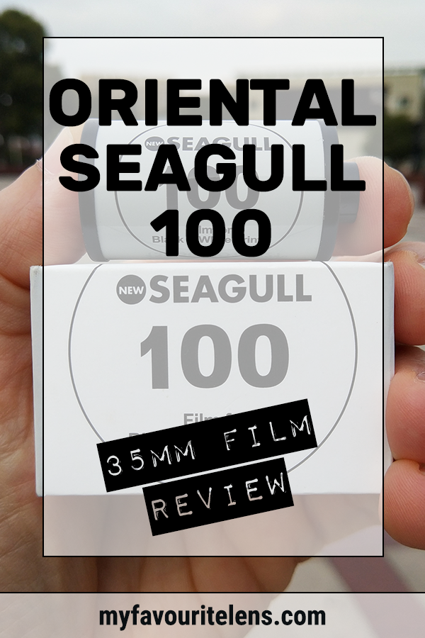 If you're looking to discover a more obscure monochrome film stock that you can shoot, come check out this Oriental Seagull 100 35mm film review. Learn what's good with it (plenty) and what's not so good (not much, actually).