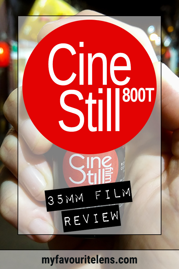 CineStill 800T has brilliantly carved out its own niche in the film photography world. Want to know what all the fuss is about? Come learn in this review.
