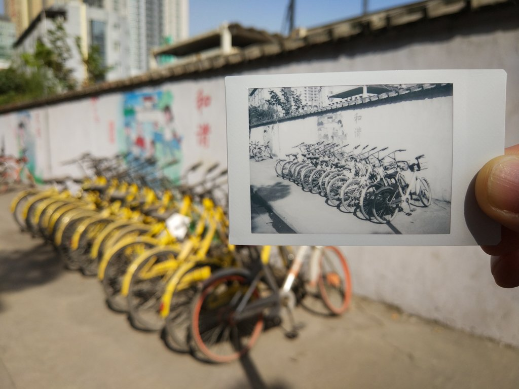 bicycles instax mono