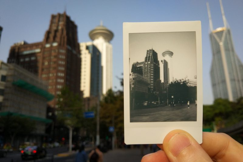 shanghai instax project