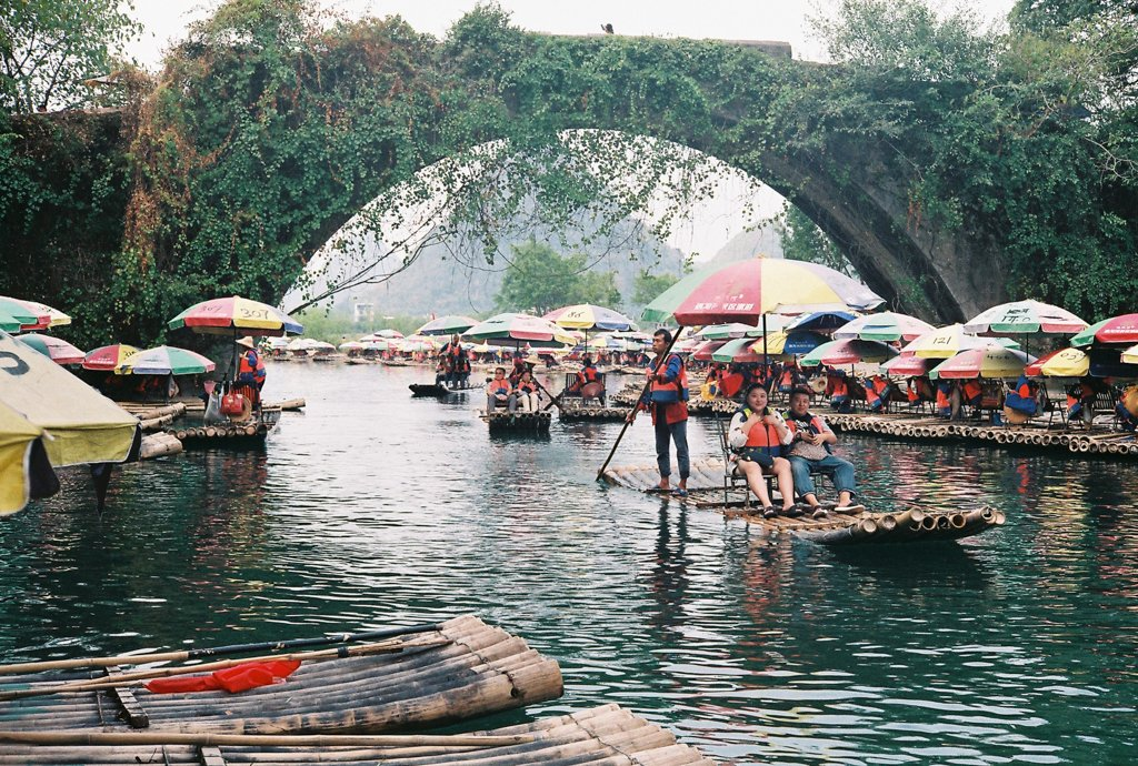 yangshuo dragon bridge